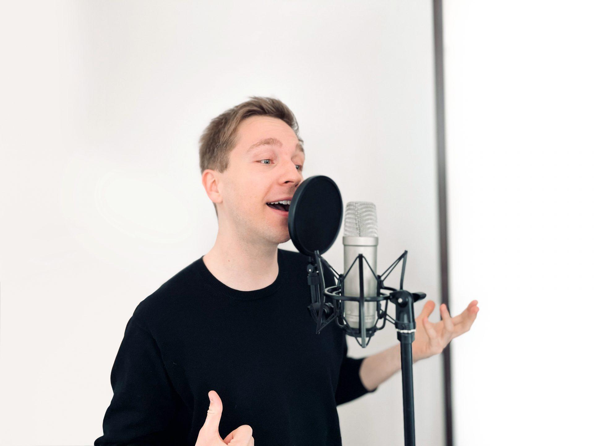 Alexander Doms – Ihre Stimme